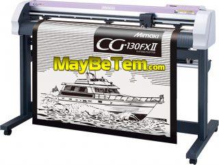 Máy cắt decal Mimaki CG-130FXII (Nhật Bản)