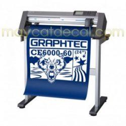 Máy cắt decal Graphtec CE-6000 (Nhật Bản)